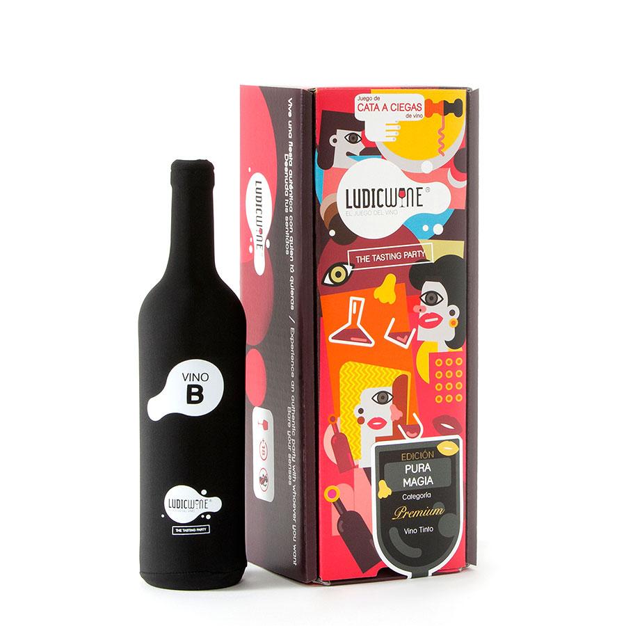 Juego de vino Pura Magia B PREMIUM, 1ª Edic.