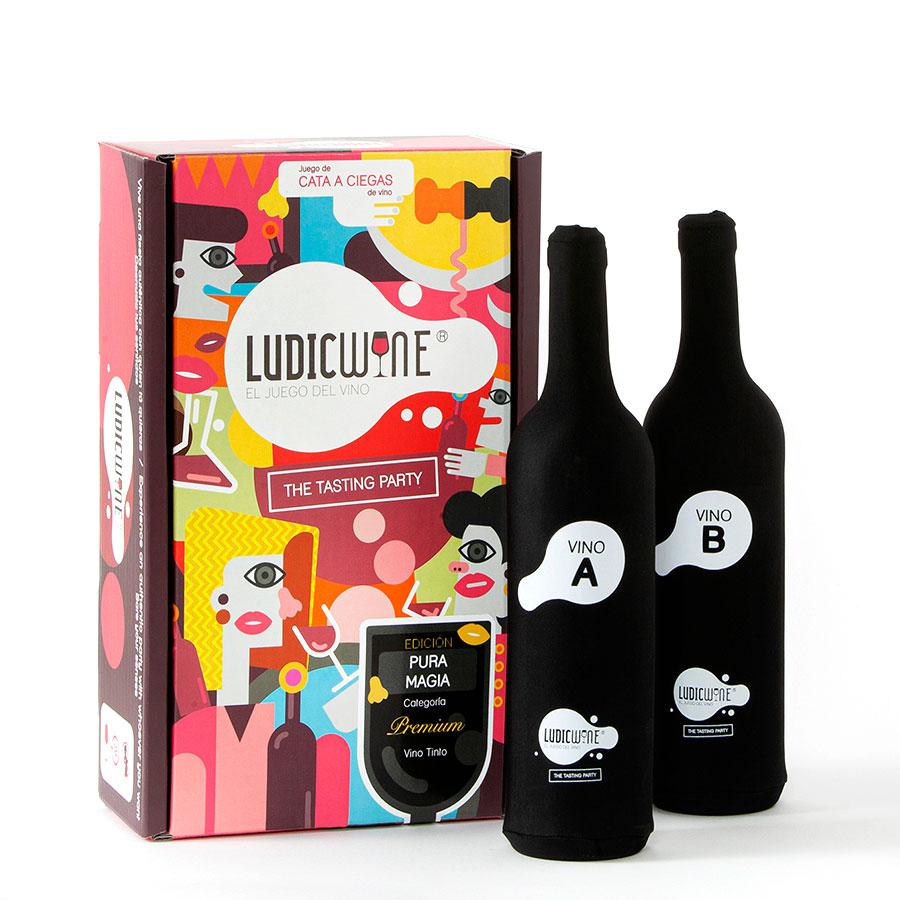 Juego de vino Pura Magia Premium, 1ª Edic.